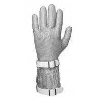 Кольчужная перчатка с отворотом 7.5 см Friedrich Muench FM+ (Германия) Niroflex