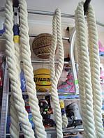 Канат лазания хлопок Канат для перетягивания канат перетягивания диаметр 40мм купить Киев канат лаза