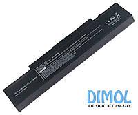 Аккумуляторная батарея Samsung R400 R408 R410 series black 5200mAh 11.1 v