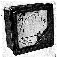 Ваттварметр Д343 (Д 343; Д-343)