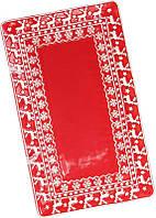 """Блюдо керамическое Red Ceramics """"Новогоднее"""" 30.5х18.2х2.4см"""