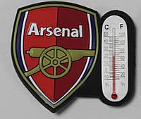 Магнит-термометр на холодильник с символикой FC Arsenal