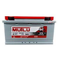 Аккумулятор MUTLU 6СТ-100Ah АзЕ 100Ah 850A R+