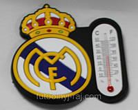 Магнит-термометр на холодильник с символикой FC Real