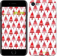 """Чехол на iPhone 7 Christmas trees """"3856c-336-716"""""""