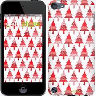 "Чехол на iPod Touch 5 Christmas trees ""3856c-35-716"""
