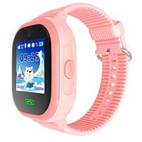 UWatch Детские часы Smart GPS DS05 Purple