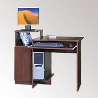 Стол для компьютера СКМ-2, с тумбой для учебников или документов, игровой