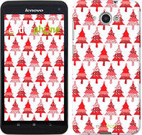 "Чехол на Lenovo S930 Christmas trees ""3856u-236-716"""
