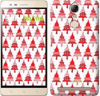 """Чехол на Lenovo Vibe K5 Note A7020a40 Christmas trees """"3856c-989-716"""""""