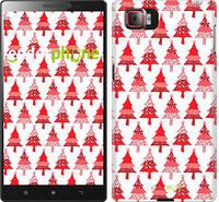 "Чехол на Lenovo Vibe Z2 Pro k920 Christmas trees ""3856u-284-716"""