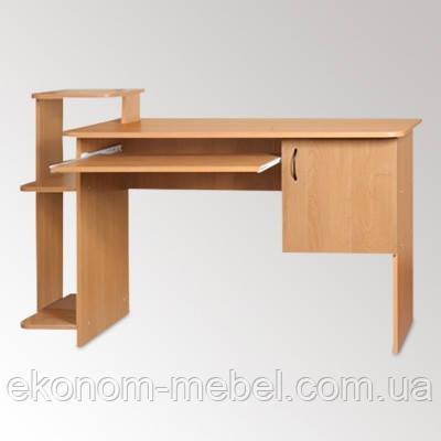 Стол компьютерный СКМ-3 для дома или офиса, стандартный прямой