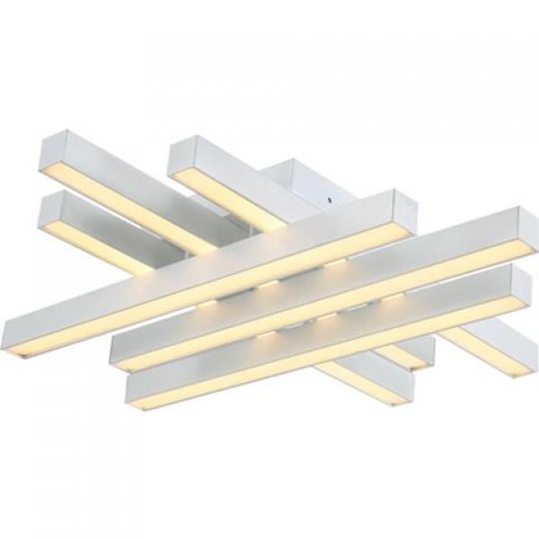 """Люстра LED """"TREND-50"""" 50W 4000K (белая, черная)"""
