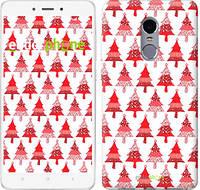 "Чехол на Xiaomi Redmi Note 4 Christmas trees ""3856c-352-716"""