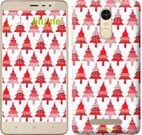 "Чехол на Xiaomi Redmi Note 3 pro Christmas trees ""3856c-335-716"""