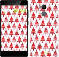 "Чехол на Xiaomi Redmi 4 Prime Christmas trees ""3856c-437-716"""