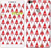 "Чехол на Xiaomi Mi Max Christmas trees ""3856c-275-716"""
