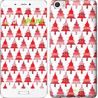 """Чехол на Xiaomi Mi5 Christmas trees """"3856c-180-716"""""""