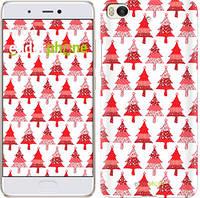 """Чехол на Xiaomi Mi 5s Christmas trees """"3856c-395-716"""""""