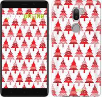 """Чехол на Xiaomi Mi 5s Plus Christmas trees """"3856c-396-716"""""""