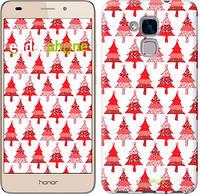 """Чехол на Huawei Honor 5C Christmas trees """"3856c-356-716"""""""