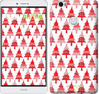 """Чехол на Huawei Honor Note 8 Christmas trees """"3856u-418-716"""""""