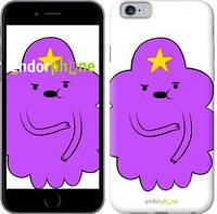 "Чехол на iPhone 6s Принцесса Пупырка. Adventure Time. Lumpy Space Princess v2 ""1221c-90-716"""