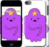"Чехол на iPod Touch 6 Принцесса Пупырка. Adventure Time. Lumpy Space Princess v2 ""1221c-387-716"""