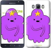 "Чехол на Samsung Galaxy J7 (2016) J710F Принцесса Пупырка. Adventure Time. Lumpy Space Princess v2 ""1221c-263-716"""