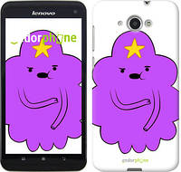 "Чехол на Lenovo S930 Принцесса Пупырка. Adventure Time. Lumpy Space Princess v2 ""1221u-236-716"""