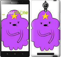 "Чехол на Lenovo P90 Принцесса Пупырка. Adventure Time. Lumpy Space Princess v2 ""1221u-234-716"""