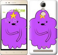 """Чехол на Lenovo Vibe K5 Note A7020a40 Принцесса Пупырка. Adventure Time. Lumpy Space Princess v2 """"1221c-989-716"""""""