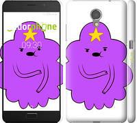 "Чехол на Lenovo Vibe P2 Принцесса Пупырка. Adventure Time. Lumpy Space Princess v2 ""1221c-792-716"""