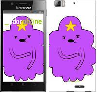 "Чехол на Lenovo K900 Принцесса Пупырка. Adventure Time. Lumpy Space Princess v2 ""1221u-671-716"""