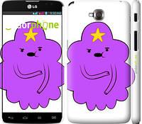 "Чехол на LG G Pro Lite Dual D686 Принцесса Пупырка. Adventure Time. Lumpy Space Princess v2 ""1221c-440-716"""