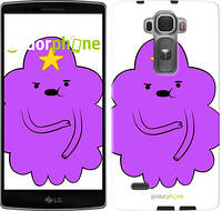 "Чехол на LG G Flex2 Принцесса Пупырка. Adventure Time. Lumpy Space Princess v2 ""1221u-287-716"""