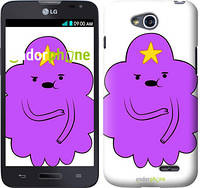"Чехол на LG L90 Dual D410 Принцесса Пупырка. Adventure Time. Lumpy Space Princess v2 ""1221u-202-716"""