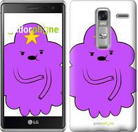 """Чехол на LG Class H650E Принцесса Пупырка. Adventure Time. Lumpy Space Princess v2 """"1221u-241-716"""""""
