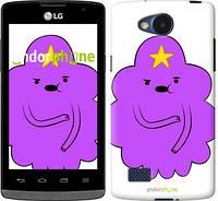"Чехол на LG Joy H220 Принцесса Пупырка. Adventure Time. Lumpy Space Princess v2 ""1221u-376-716"""