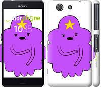 """Чехол на Sony Xperia Z3 Compact D5803 Принцесса Пупырка. Adventure Time. Lumpy Space Princess v2 """"1221c-277-716"""""""