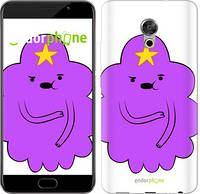 "Чехол на Meizu Pro 6 Plus Принцесса Пупырка. Adventure Time. Lumpy Space Princess v2 ""1221u-678-716"""