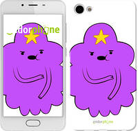 "Чехол на Meizu U10 Принцесса Пупырка. Adventure Time. Lumpy Space Princess v2 ""1221u-415-716"""