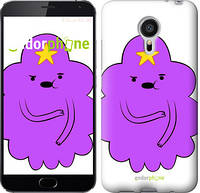 "Чехол на Meizu MX5 Принцесса Пупырка. Adventure Time. Lumpy Space Princess v2 ""1221c-105-716"""