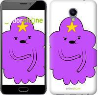 "Чехол на Meizu M5 Note Принцесса Пупырка. Adventure Time. Lumpy Space Princess v2 ""1221c-447-716"""
