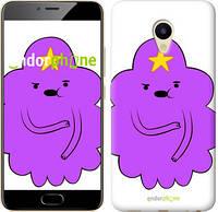"Чехол на Meizu M5 Принцесса Пупырка. Adventure Time. Lumpy Space Princess v2 ""1221u-420-716"""