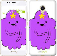 "Чехол на Meizu M5s Принцесса Пупырка. Adventure Time. Lumpy Space Princess v2 ""1221u-776-716"""