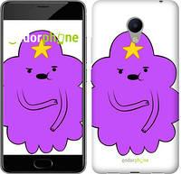 "Чехол на Meizu M3s Принцесса Пупырка. Adventure Time. Lumpy Space Princess v2 ""1221u-943-716"""