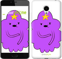 "Чехол на Meizu M3 Принцесса Пупырка. Adventure Time. Lumpy Space Princess v2 ""1221c-272-716"""