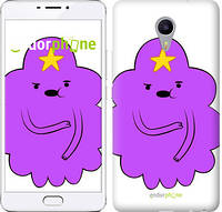 "Чехол на Meizu M3 Max Принцесса Пупырка. Adventure Time. Lumpy Space Princess v2 ""1221c-462-716"""