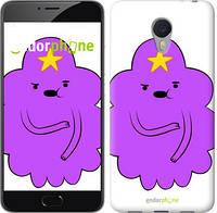 "Чехол на Meizu M3 Note Принцесса Пупырка. Adventure Time. Lumpy Space Princess v2 ""1221c-256-716"""
